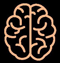 Specialist i Sundhedspsykologi Gentofte, Psykolog Susanne Ohrt - Hjerne ikon
